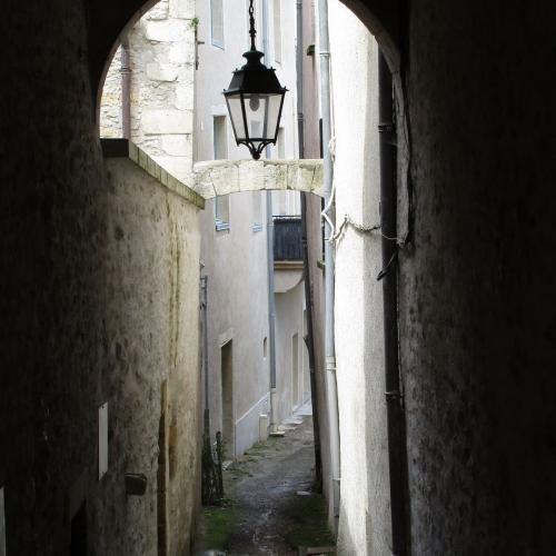 Passage couvert rue Basse de Loire