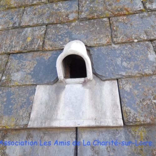 Aération de la toiture